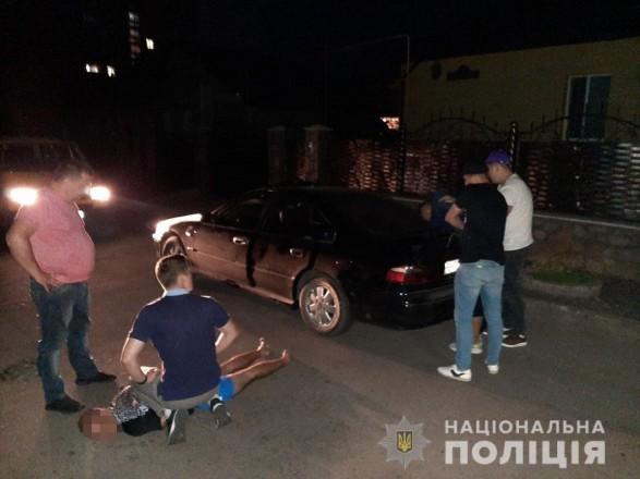В Винницкой области задержали банду, которая обворовывала автомобили