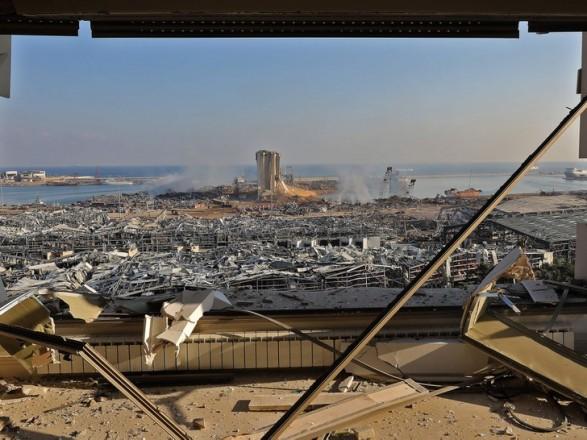 Взрыв в Ливане: из-за катастрофы в Бейруте в стране зафиксировали рекордную вспышку COVID-19