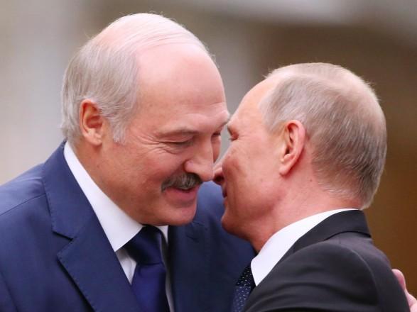 Путін привітав Лукашенка із перемогою на президентських виборах – новини на  УНН | 10 серпня 2020, 11:42