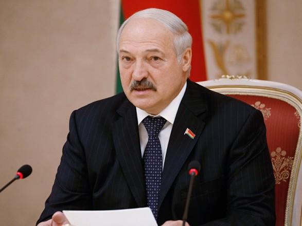 """Лукашенко назвал участников протестов """"людьми с криминальным прошлым и безработными"""""""
