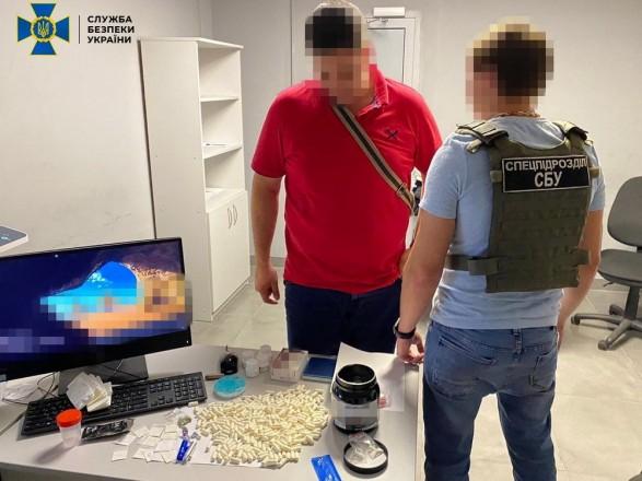 В Одессе у наркокурьера из ЕС изъяли кокаин на миллион гривен