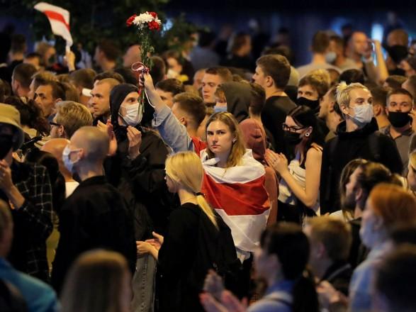 Глава МВД Беларуси о гибели протестующих: а сколько людей умерло на беспорядках в Америке