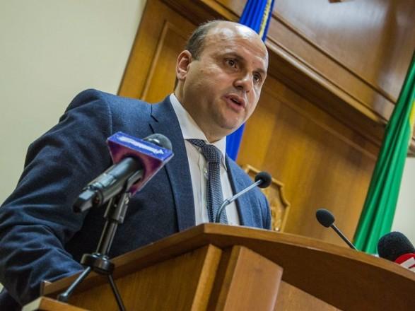 Суд залишив у силі відсторонення від посади голови Чернівецької облради Мунтяна