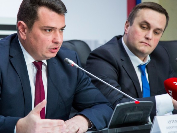 В НАБУ прокомментировали увольнение Холодницкого