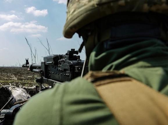 """ООС: с начала суток со стороны боевиков зафиксирован один факт нарушения """"режима тишины"""""""