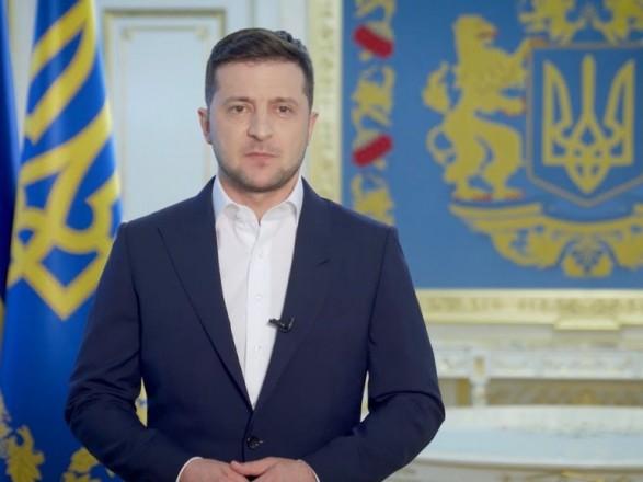 На Донбассе 28 дней нет боевых потерь - Зеленский