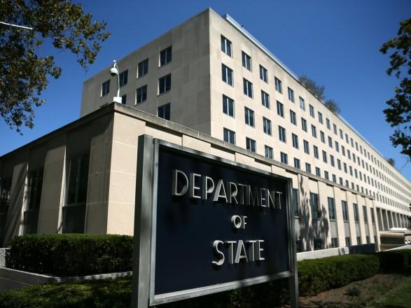 В Госдепе США анонсировали визит заместителя госсекретаря в Украину
