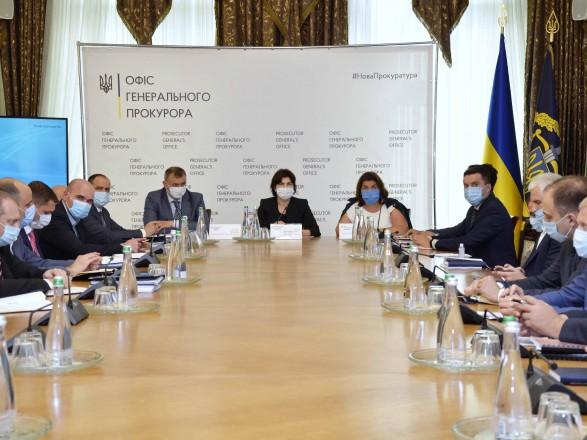 Стратегию развития органов прокуратуры обсудили с представителями Офиса Совета Европы