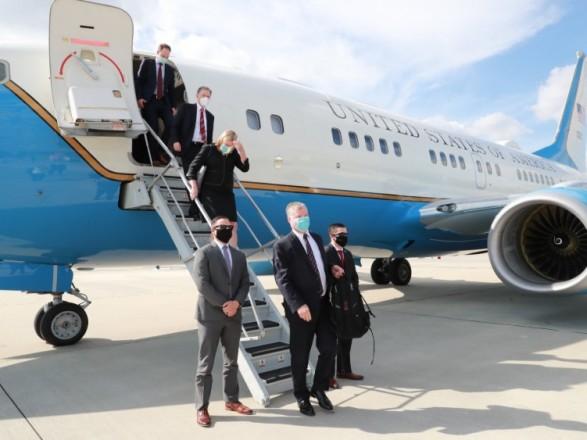 В Киев прибыл заместитель госсекретаря США