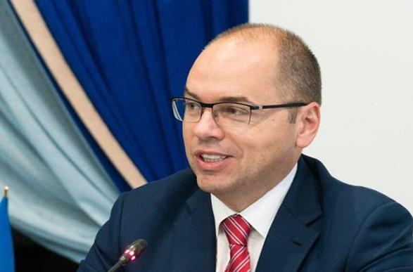 Степанов: Украина обеспечена тестами на несколько месяцев вперед