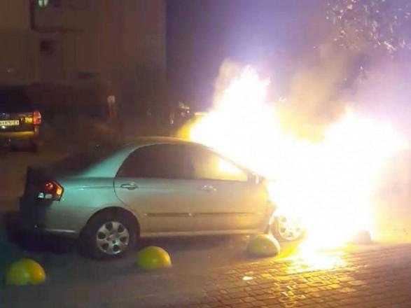 Підозрюваного у справі про підпал автівки журналістів у Броварах арештували на 2 місяці