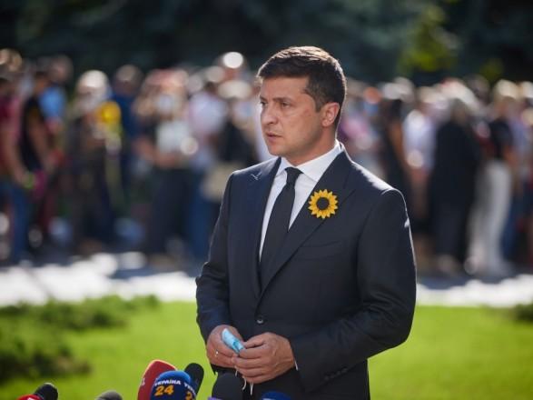 Правоохранители должны показать результат в расследовании Иловайской трагедии - Зеленский