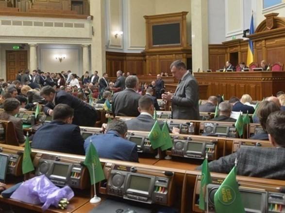 Дубинский заявил, что не видит новых союзов в Верховной Раде