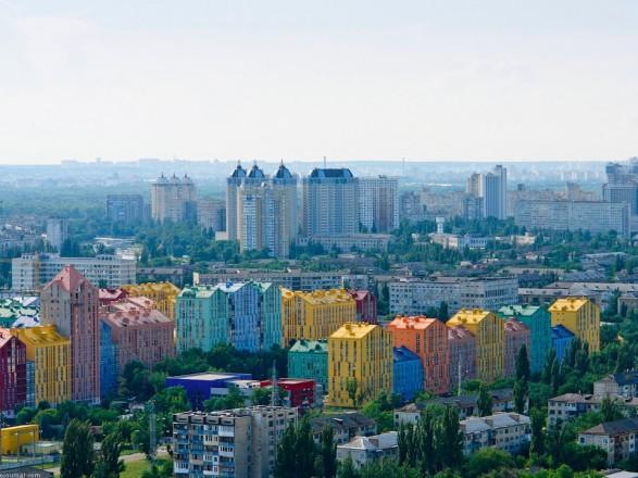 В Киеве больше всего случаев COVID-19 за сутки зафиксировано в двух левобережных районах