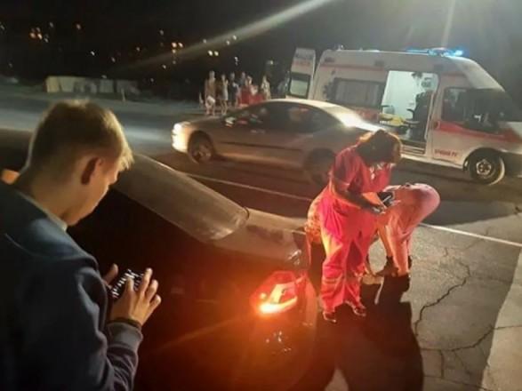 Сын кандидата в мэры Кривого Рога сбил ребенка на пешеходном переходе. Ребенок в реанимации, - СМИ