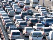 Сегодня в столице ночью частично ограничат движение на въезде на Железнодорожное шоссе