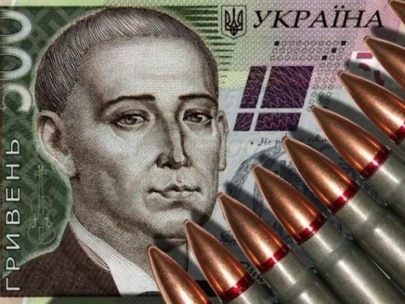 Оборонный бюджет на 2021 года достигнет почти 6% от ВВП - Данилов
