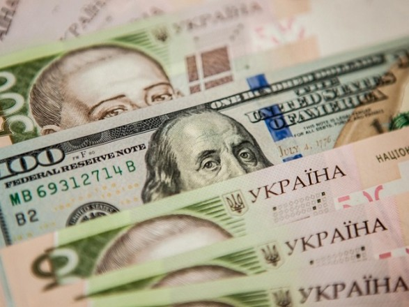 Официальный курс гривны установлен на уровне 27,90 грн/доллар