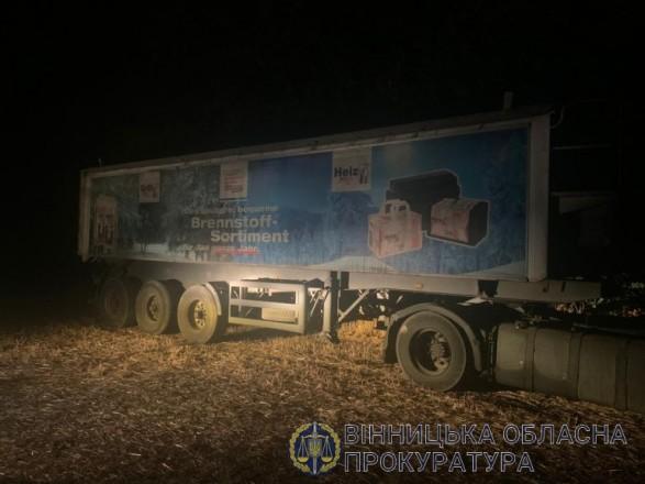 В Винницкой области обнаружили захоронение львовского мусора