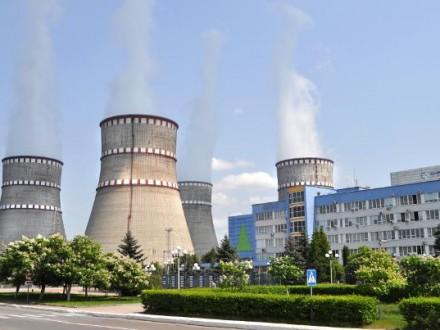 АЭС выработали больше всего электроэнергии - Минэнерго