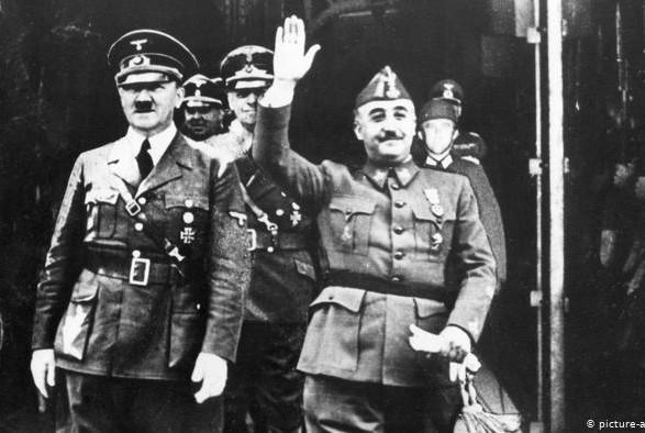 Правительство Испании официально осудило режим Франко