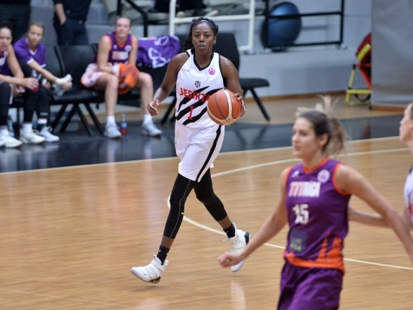 Украинский клуб подписал бывшую баскетболистку женской НБА