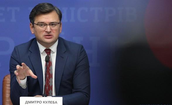 Кулеба напомнил о деятельности РФ за период российско-украинского вооруженного конфликта на Донбассе