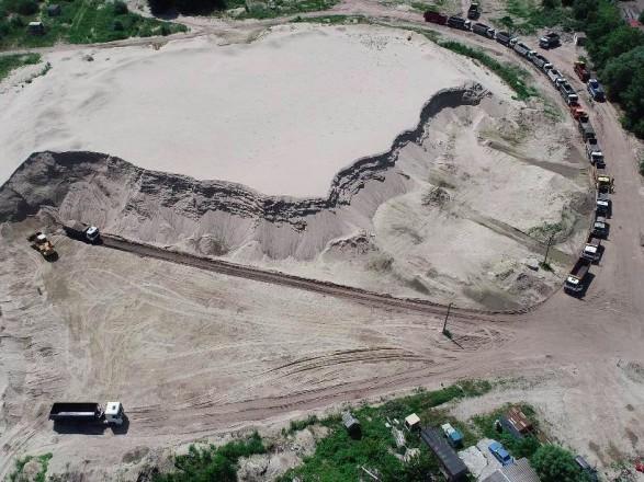 В Киеве хотят вернуть в коммунальную собственность 17 га земли возле Днепра на более 650 млн гривен