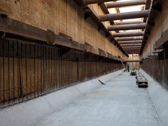 Метро на Виноградарь: стал известен прогресс в строительстве