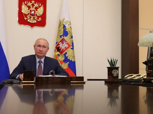 """Путин распорядился организовать в Росгвардии так называемую """"военно-политическую работу"""""""