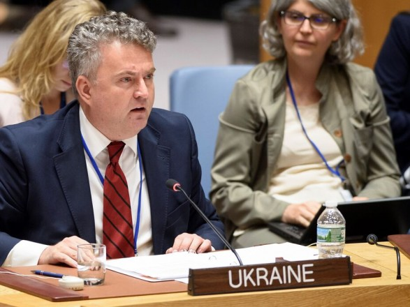 """В Крыму """"вымывают"""" проукраинское население, и в ООН об этом знают - посол"""
