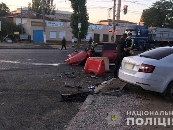 В Донецкой области в ДТП пострадали шесть человек, среди них - трое детей