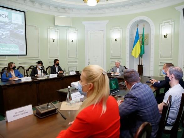 В Харьковском горсовете первый раз заседал оргкомитет украинской Кремниевой Долины