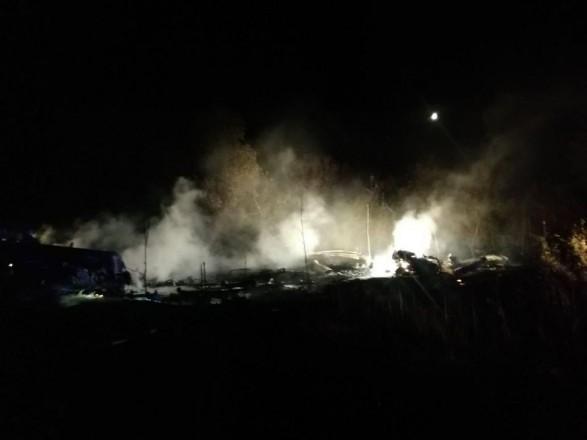 Авіакатастрофа Ан-26: Зеленський завтра прибуде на Харківщину