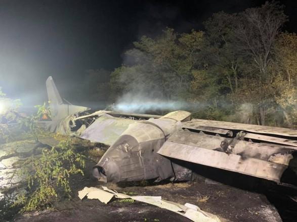 Глава Харьковской ОГА назвал свою версию авиакатастрофы самолета Ан-26