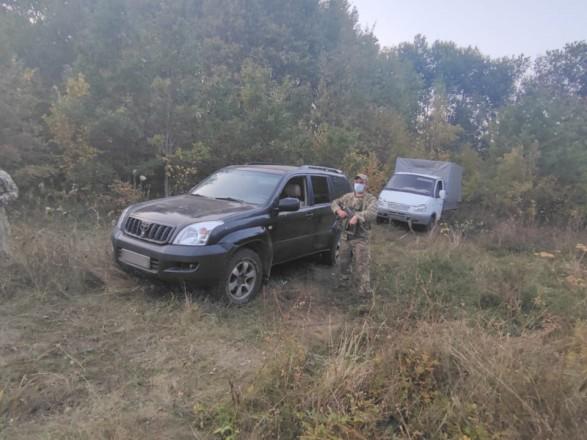В Украину контрабандой из РФ хотели провезти большую партию красной икры