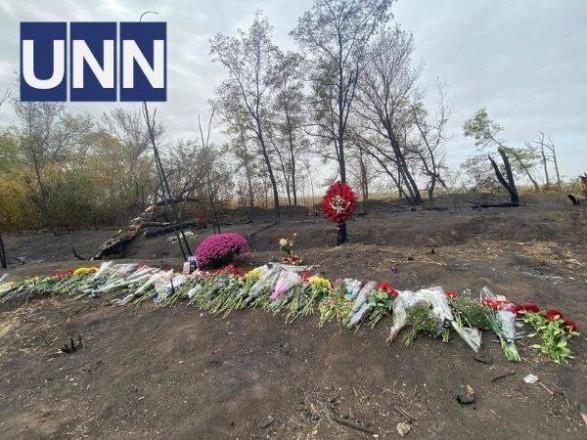 Падение самолета с курсантами: как сегодня выглядит место авиакатастрофы