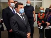 В Украине проходят клинические испытания профилактических лекарств от COVID-19 - Зеленский