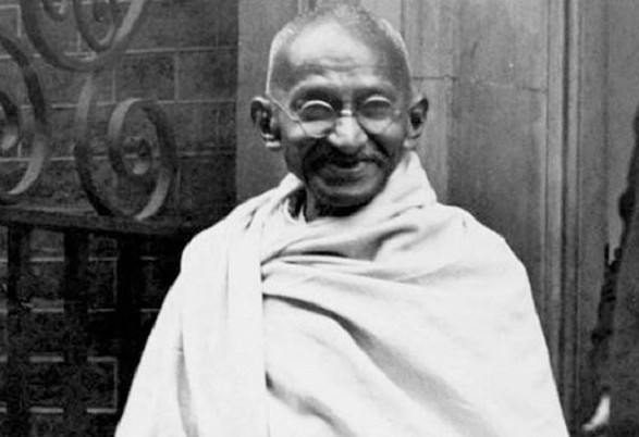 В Киеве откроют памятник Махатмы Ганди
