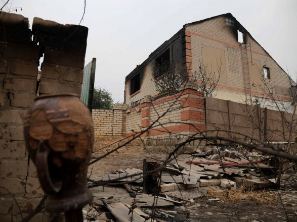 Пожары в Луганской области: число пострадавших возросло до 18