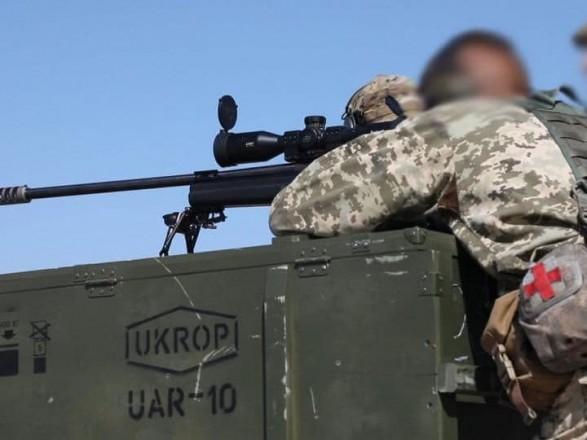Снайперские подразделения обеспечены должным образом - Сухопутные войска ВСУ