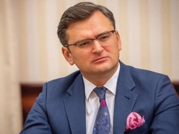 Украина не исключает перенос переговоров по Донбассу из Минска — Кулеба