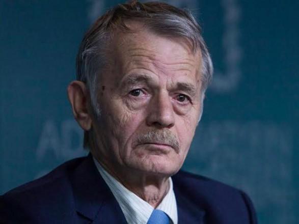 Джемилев о деоккупации Крыма: нужны поправки в Конституцию и закон о статусе крымских татар