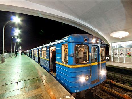 Столичное метро изменит режим работы в день футбольного матча
