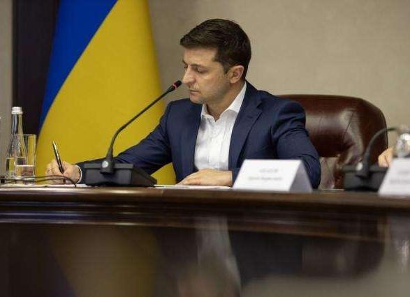 Зеленский подписал закон по содействию развития физкультуры и спорта –  новости на УНН | 12 октября 2020, 20:04