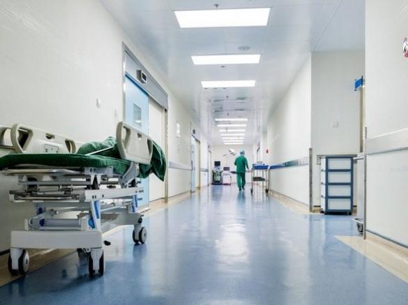 В Киевской области госпитальные базы для больных COVID-19 загружены почти на 60%