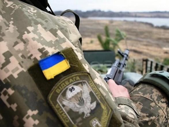 На Донбассе шесть обстрелов за сутки - ООС