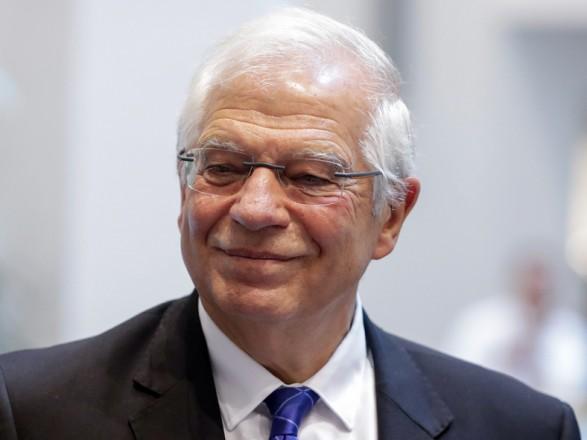 Глава дипломатии ЕС ушел на карантин