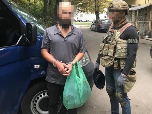 """В Одессе задержали боевика террористической организации """"Исламское государство"""""""