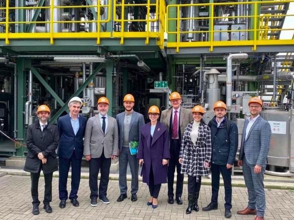 Украина рассматривается как потенциальный поставщик водорода в ЕС - Минэнерго